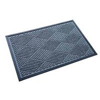 MATTEK PRESTIGE ENTRANCE MAT 450 X 750MM CHARCOAL