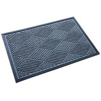 MATTEK PRESTIGE ENTRANCE MAT 600 X 900MM CHARCOAL