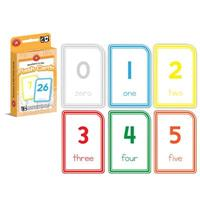 LEARNING CAN BE FUN FLASHCARDS NUMBERS 0-100