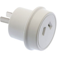 MOKI AU / NZ TRAVEL ADAPTOR FOR JAPAN WHITE