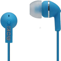 MOKI DOTS NOISE ISOLATION EARBUDS BLUE