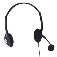 MOKI LITE HEADPHONES WITH MIC BOOM BLACK CARTON 50