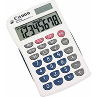 CANON POCKET CALCULATOR LS330H 8 DIGIT