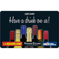 LIQUOR GROUP GIFT CARD - $50 (21200 POINTS REQUIRED)