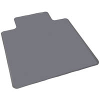 RAPIDLINE CHAIRMAT FOR HARD FLOOR SURFACES LARGE 1350 X 1140MM