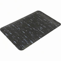 MATTEK MARBLE FOOT ANTI-FATIGUE MAT BLACK 900 X 1500MM
