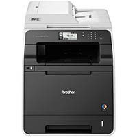 BROTHER MFC-L8600CDW LASER MULTIFUNCTION PRINTER COLOUR