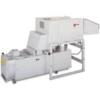 INTIMUS 1VZ1400 INDUSTRIAL SHREDDER CROSS CUT
