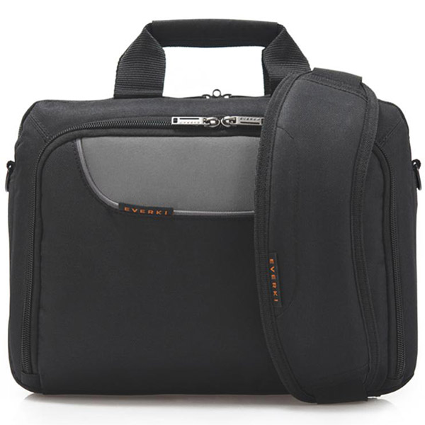 Image for EVERKI ADVANCE IPAD/TABLET/ULTRABOOK BRIEFCASE 11.6 INCH BLACK from Office National Perth CBD