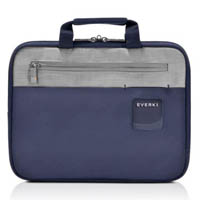 EVERKI CONTEMPRO LAPTOP SLEEVE WITH MEMORY FOAM 11.6 INCH NAVY