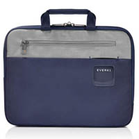 EVERKI CONTEMPRO LAPTOP SLEEVE WITH MEMORY FOAM 13.3 INCH NAVY