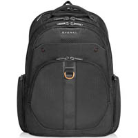 EVERKI ATLAS CHECKPOINT FRIENDLY LAPTOP BACKPACK 15.6 INCH BLACK