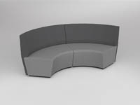MOTION ARC 2 SEATING NO SCREEN