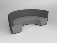 MOTION ARC 3 SEATING