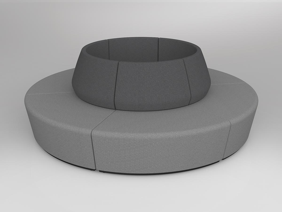 MOTION DISC SEATING