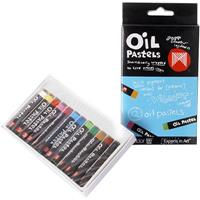 MICADOR COLOURFUN OIL PASTELS ASSORTED PACK 12