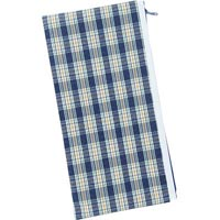 MICADOR LARGE TARTAN 1 ZIP PENCIL CASE 340 X 170MM