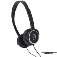 SHINTARO KIDS STEREO HEADPHONE BLACK