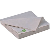 I AM ECO LUNCHEON NAPKIN 1 PLY PACK 500