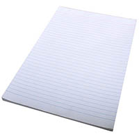 WRITER PREMIUM BOND PAD RULED 70GSM 70 SHEET A4 WHITE