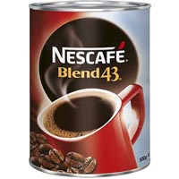 NESCAFE BLEND 43 INSTANT COFFEE 500GM CAN