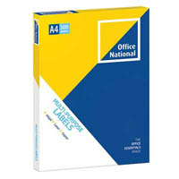 OFFICE NATIONAL PREMIUM MULTIPURPOSE LABELS 16UP 99.1 X 34MM PACK 100