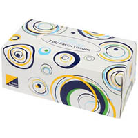 OFFICE NATIONAL FACIAL TISSUES 2PLY BOX 200