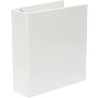 MARBIG ENVIRO INSERT RING BINDER 2D 65MM A4 WHITE