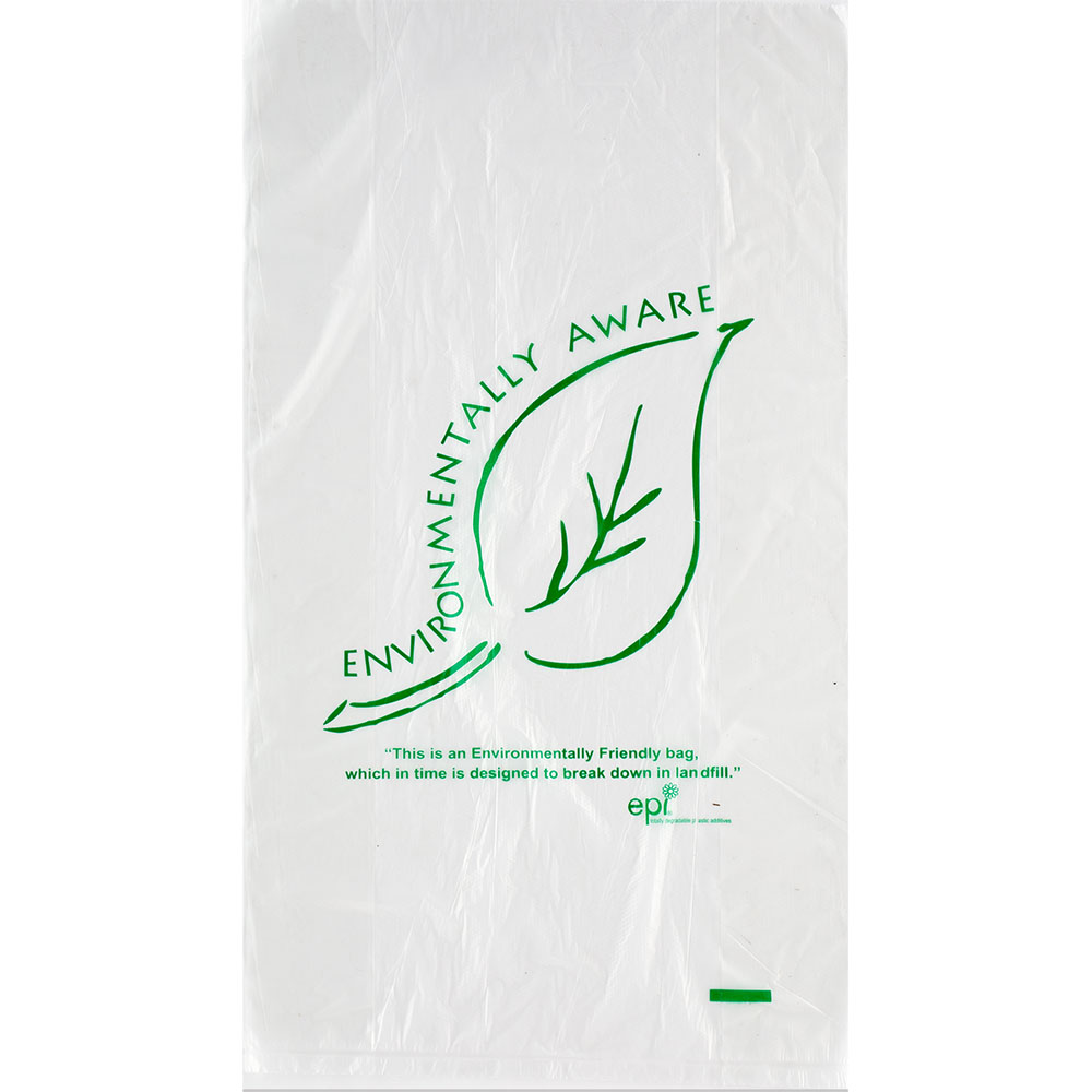 Pni Tuff Kitchen Bin Liners Epi Hdpe 27 Litre White Pack 50 | Office