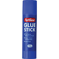 ARTLINE GLUE STICK 40G