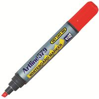 ARTLINE 579 WHITEBOARD MARKER 5MM CHISEL RED