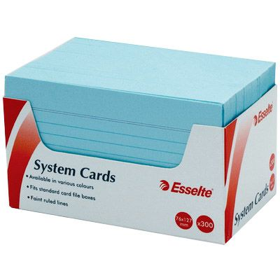 System Cards and Dividers