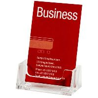 Business Card Files and Holders