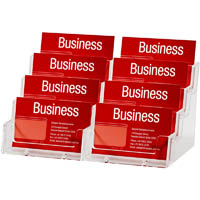 Business Card Holders and Files