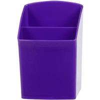 ESSELTE KALIDE PENCIL CUP BLUE