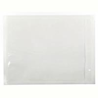 QUIKSTIK PACKAGING ENVELOPE CLEAR 140 X 115MM BOX 500