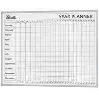 PENRITE YEAR PLANNER 1200 X 900MM