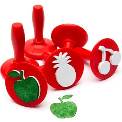 Paint and Dough Stampers