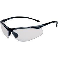 BOLLE SAFETY CONTOUR SAFETY GLASSES CLEAR LENS