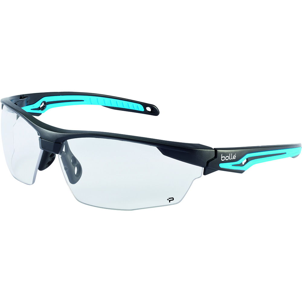 12e06f3e2b8e Bolle Safety Tryon Safety Glasses Clear Lens | Office National