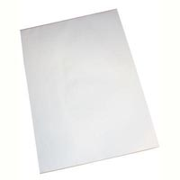 QUILL PLAIN PAD 60GSM 90 LEAF A4 WHITE