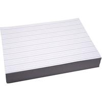 QUILL LOOSE REFILL PAD DOTTED THIRDS 24MM 70GSM 500 SHEETS A4