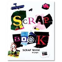 BRENEX SCRAP BOOK 340X240MM 100GSM 64 PAGES