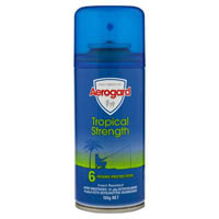 AEROGARD TROPICAL 100GM