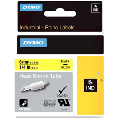 Dymo Rhino Labels