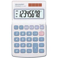 SHARP EL240S POCKET CALCULATOR 8 DIGIT