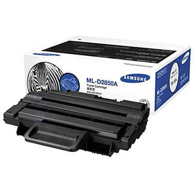 SAMSUNG ML D2850A TONER CARTRIDGE BLACK