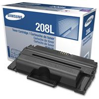 SAMSUNG MLT D208L TONER CARTRIDGE HIGH YIELD BLACK