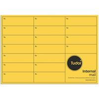 TUDOR C4 ENVELOPES POCKET INTEROFFICE UNGUMMED HEAVY WEIGHT 324 X 229MM GOLD BOX 250