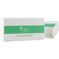 LIVI BASICS ULTRASLIM TOWEL 1 PLY 150 SHEET CARTON 16